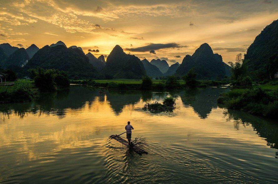 Itinerarios en Vietnam