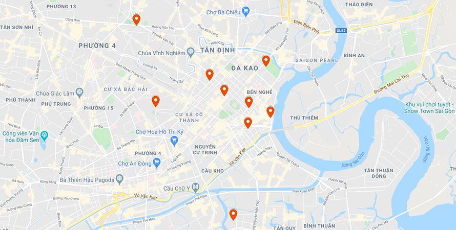 10 mejores museos en Ho Chi Minh