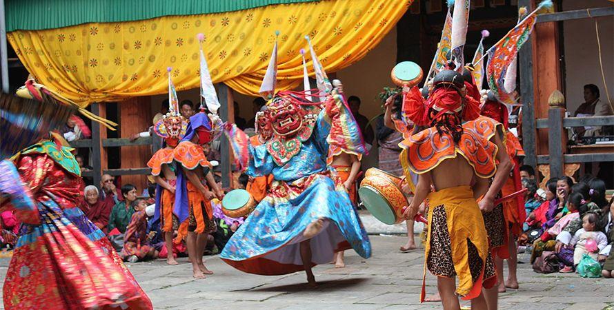 Bailes típicos de Vietnam