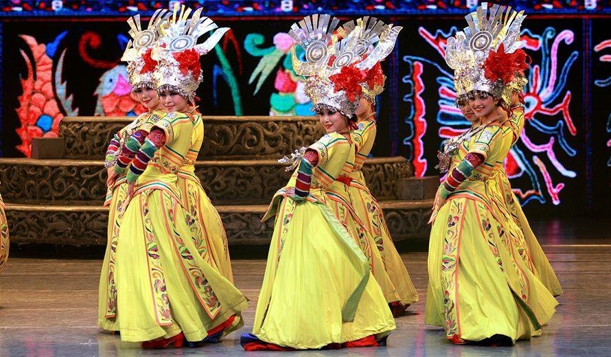 Danzas de Vietnam