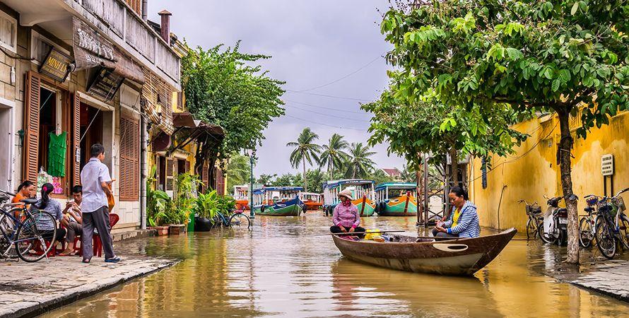 Tiempo en Vietnam