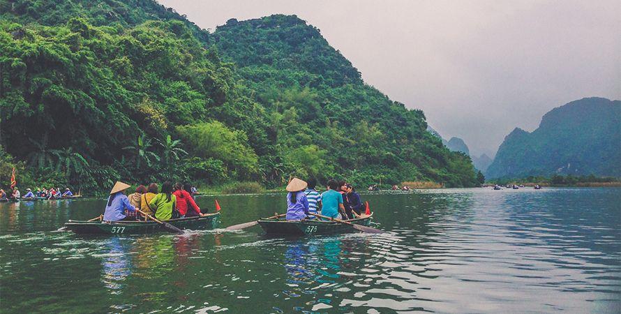 Tours a Hue