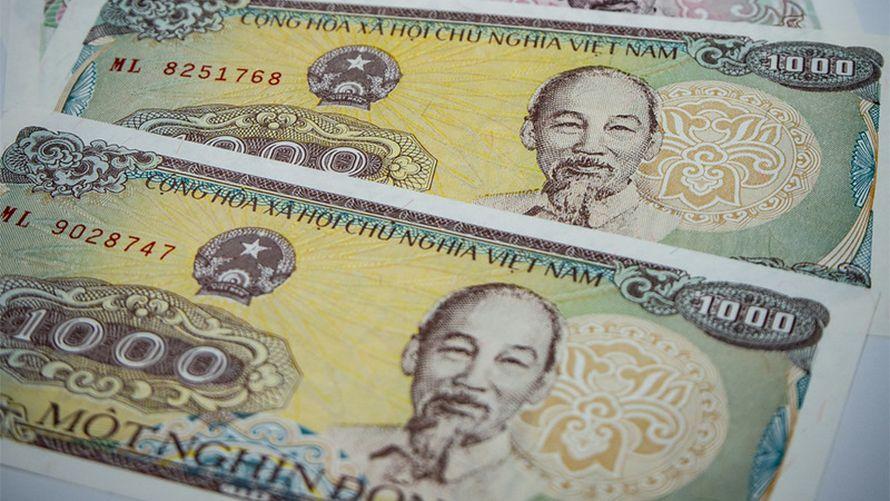 Cuál es la moneda de Vietnam