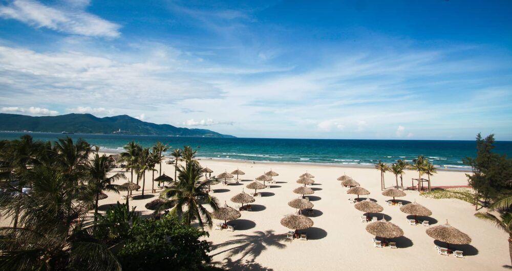 Non Nuoc Beach, Vietnam