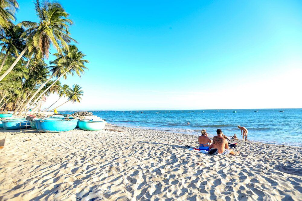 Playas de Phan Thiet