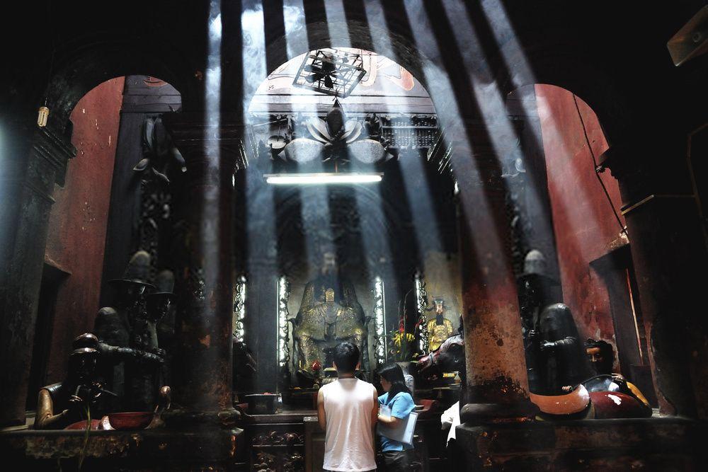 Viajar a Ciudad HoChi Minh Pagoda del Emperador de Jade