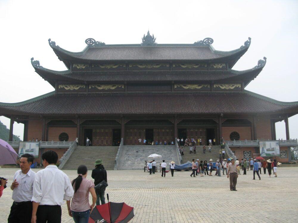 Bái Dính Temple, Vietnam