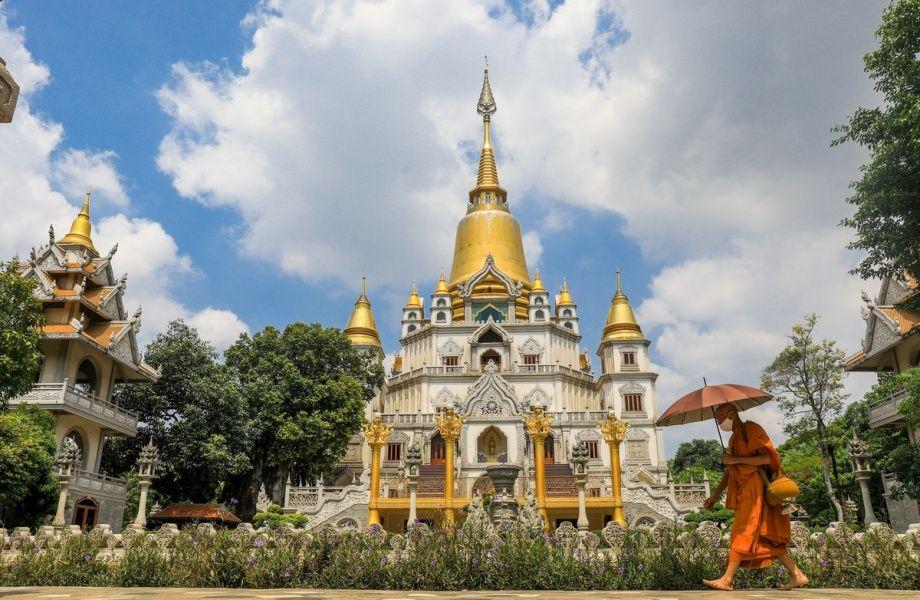 Turismo en Bien Hoa, Pagoda de Buu Phong