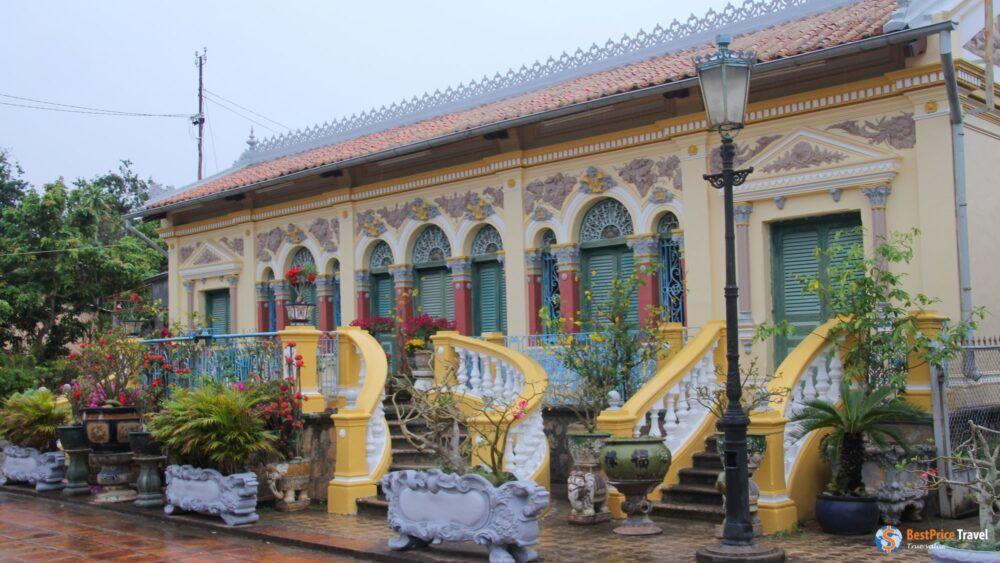 Binh Thuy ancient house, Vietnam