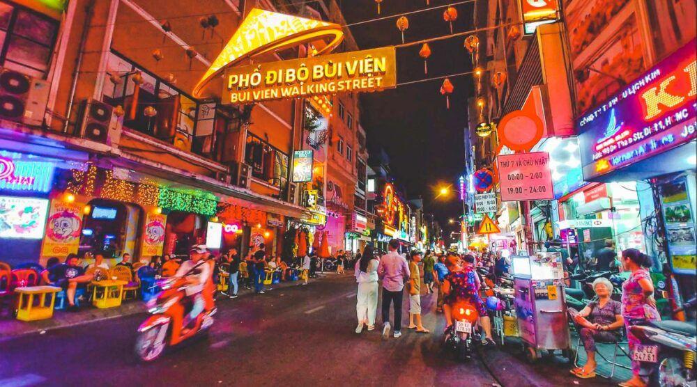Bui Vien, Vietnam