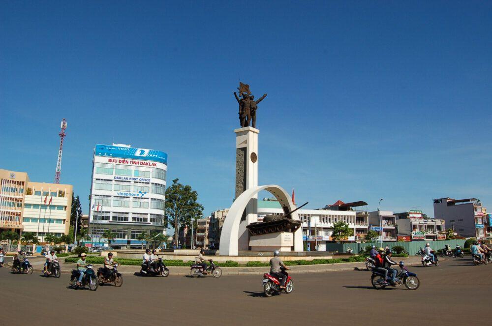 Buon Ma Thuot en Vietnam