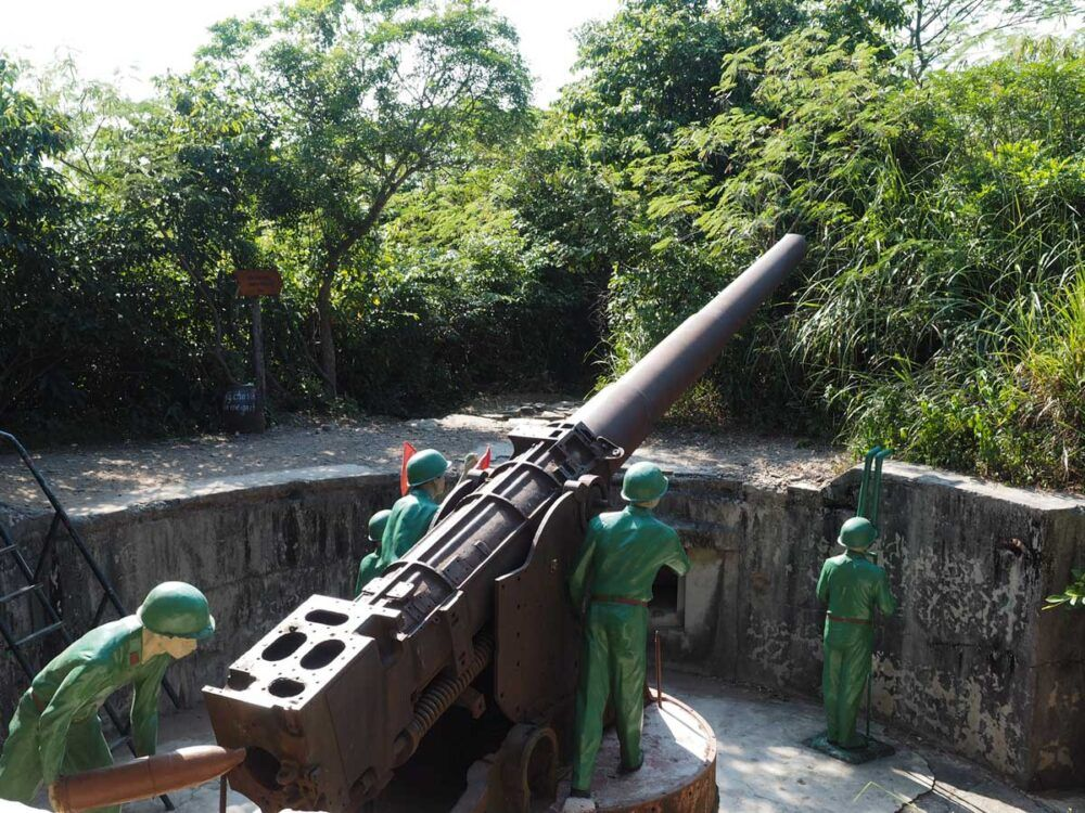 Cannon Fort, Vietnam