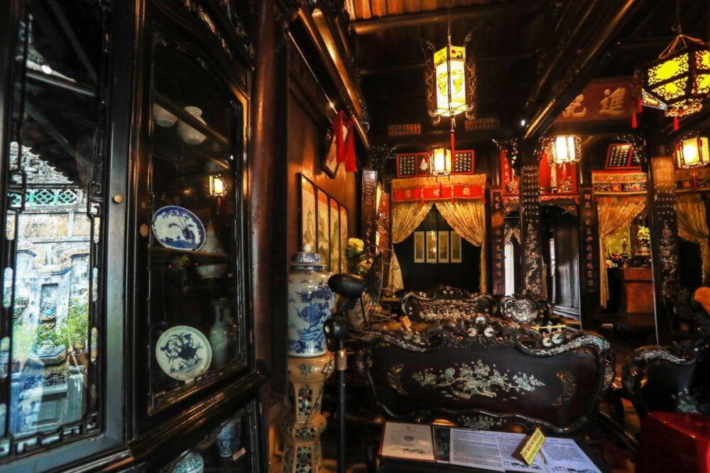 Casa Antigua De Tan Ky, Vietnam