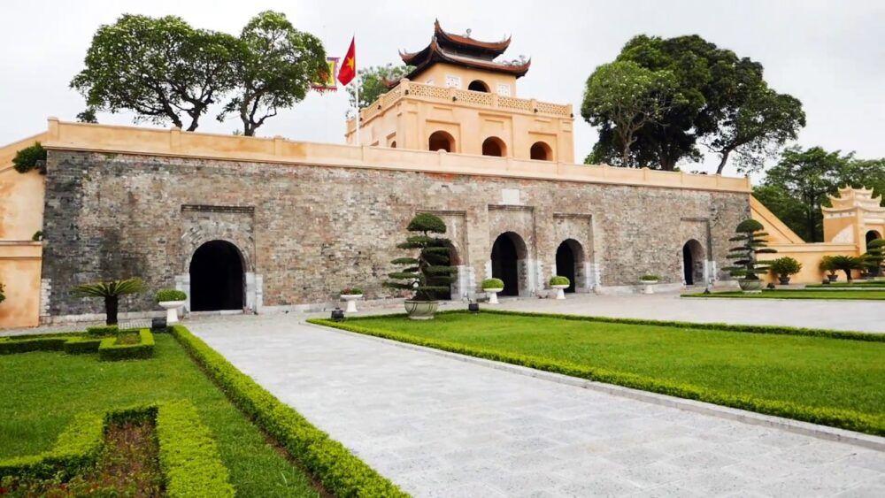 Ciudad imperial de Thang Long, Vietnam