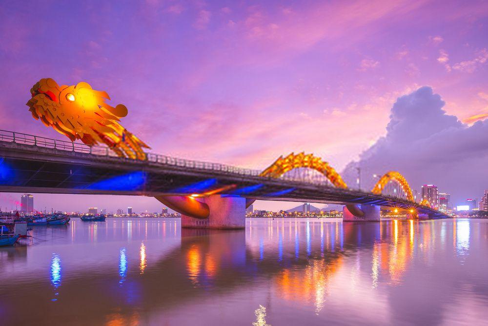Da Nang en Vietnam
