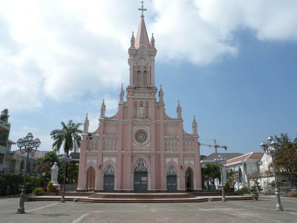 Danang Cathedral, Vietnam