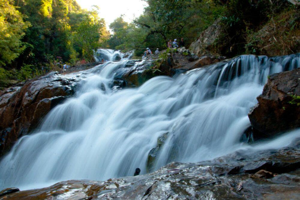 Datanla waterfall, Vietnam