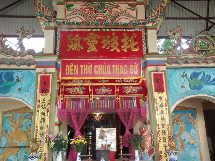 Den Thác Bo, Vietnam