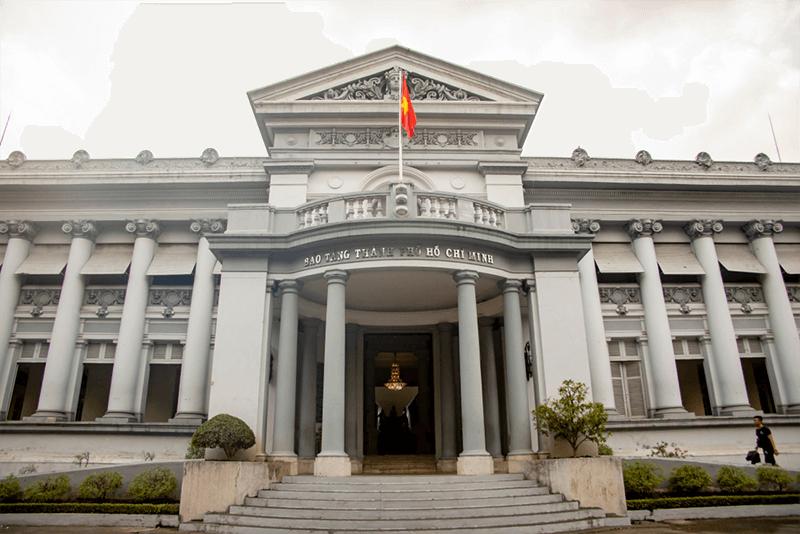 Gia Long Palace, Vietnam