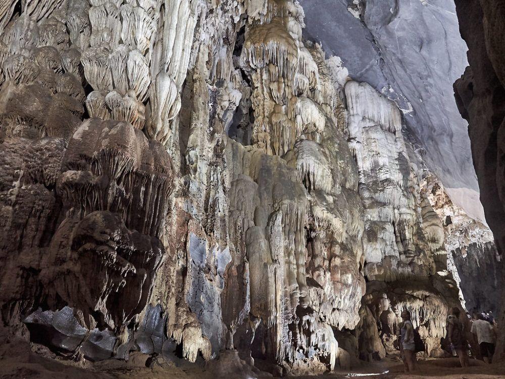 Gruta de Phong Nha, Vietnam