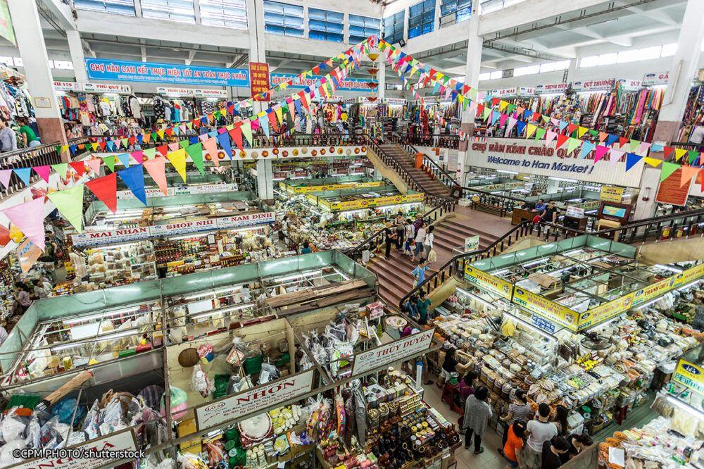 Han Market, Vietnam