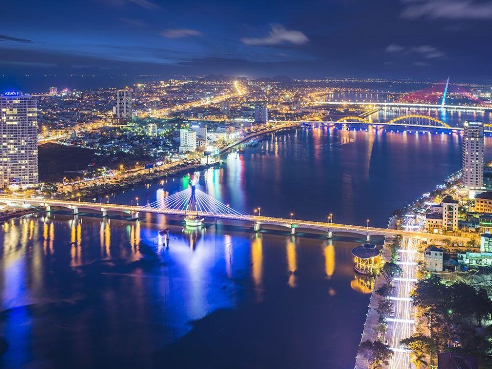 Han River Bridge, Vietnam