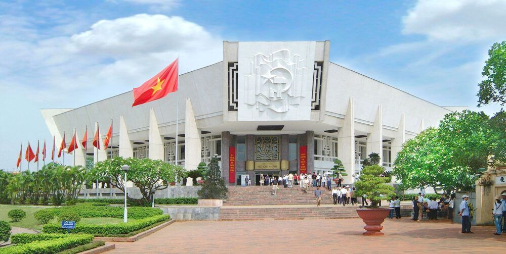 Ho Chi Minh Museum, Vietnam