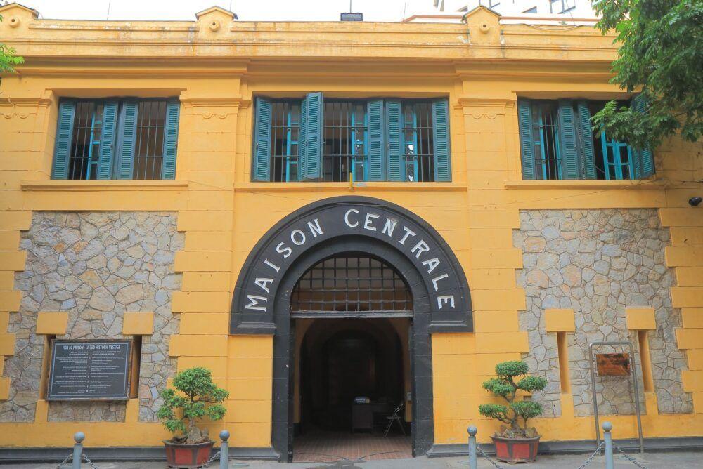 Hoa Lo Prison, Vietnam