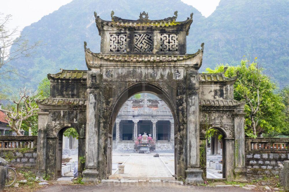 Hoa LuDistrict Vietnam