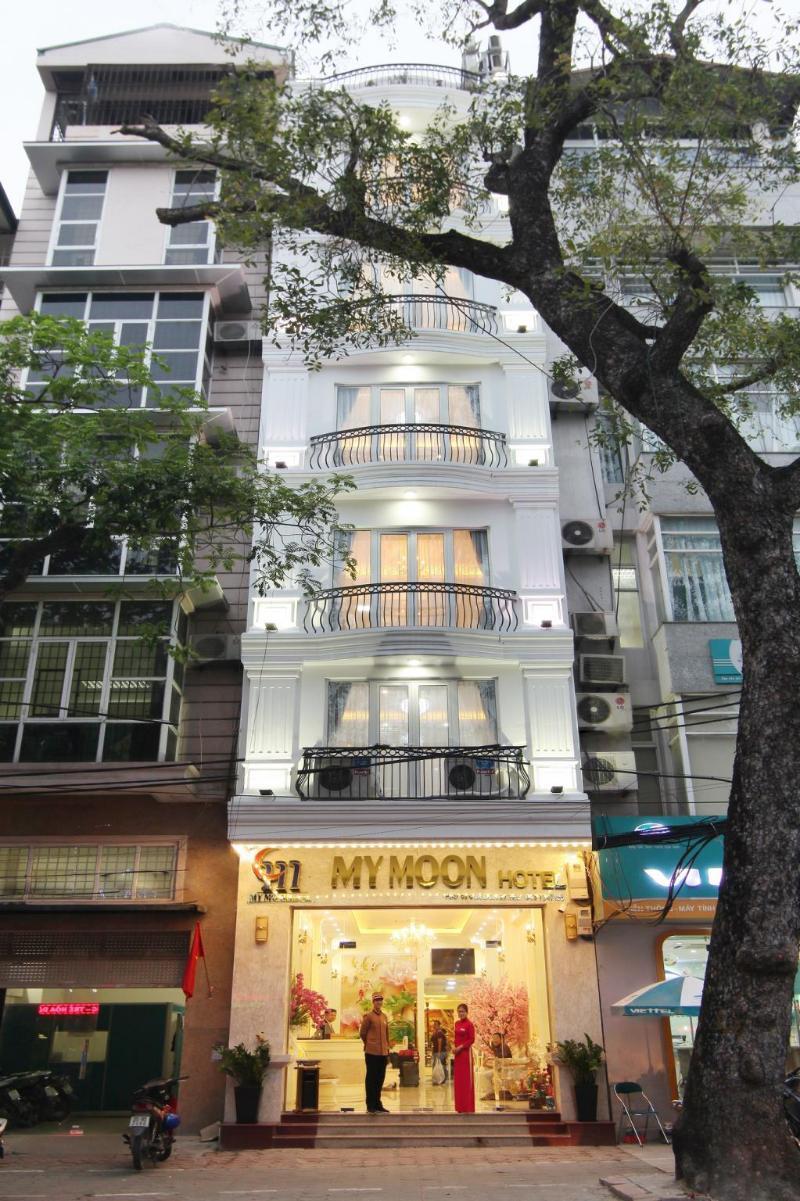 El mejor alojamiento en Hanoi. My Moon Hotel Hanói