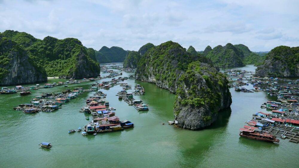Isla Cát Ba, Vietnam
