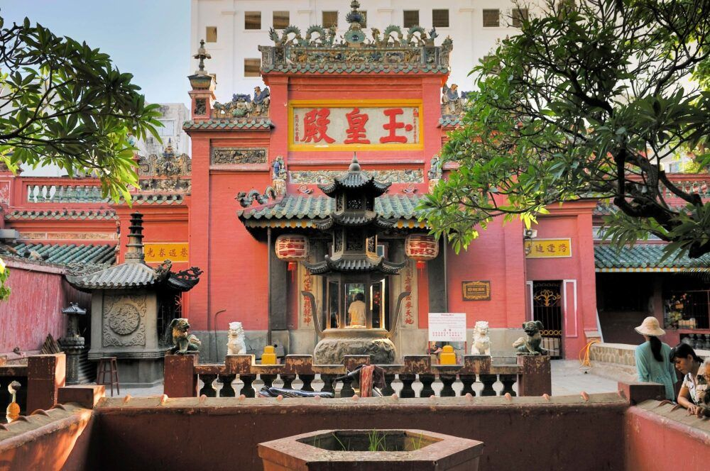 Jade Emperor Pagoda, Vietnam