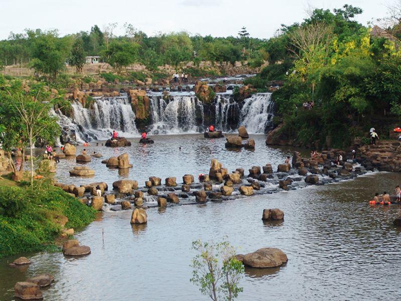 Khu du lịch Giang Dien, Vietnam