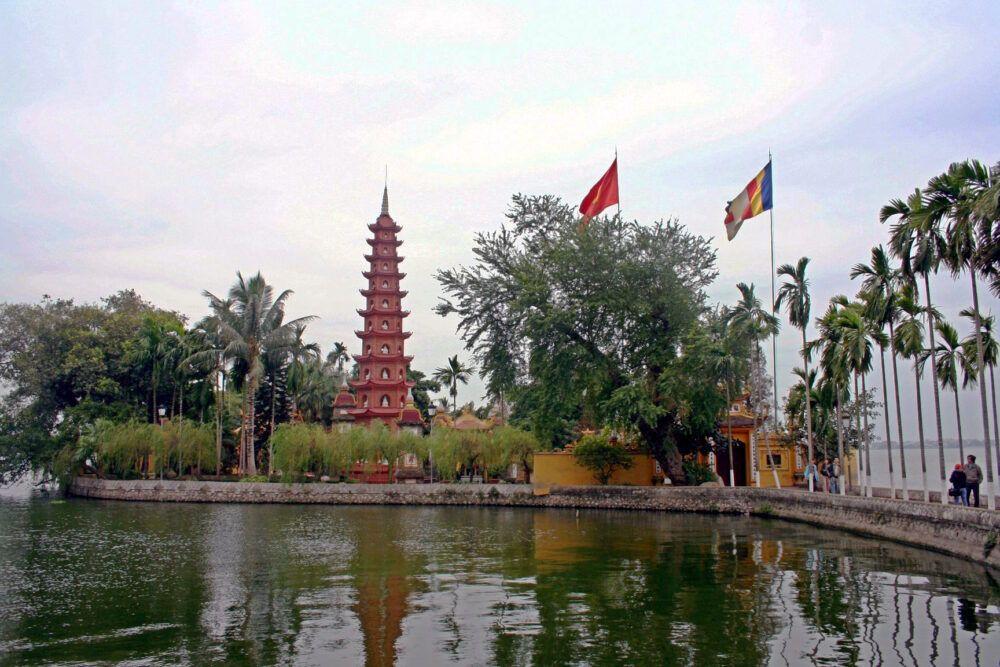 Lago Tay, Vietnam