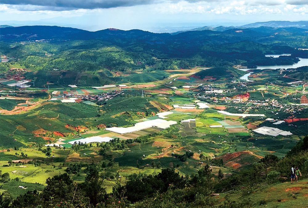 Langbiang, Vietnam