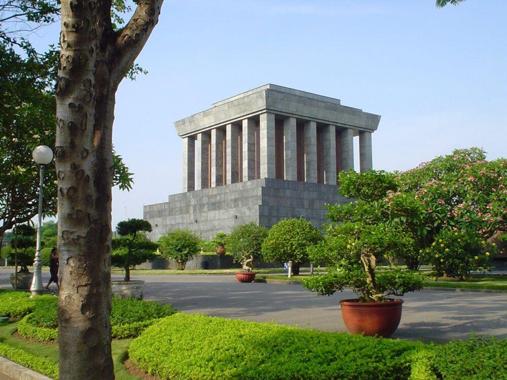 Mausoleo de Ho Chí Minh, Vietnam