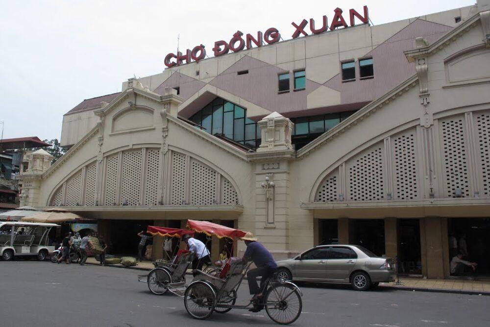 Mercado Dong Xuan, Vietnam