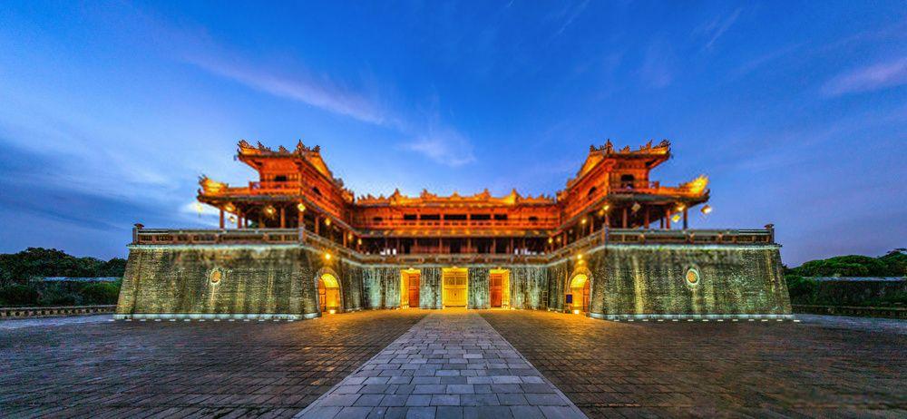 Meridian Gate, Vietnam