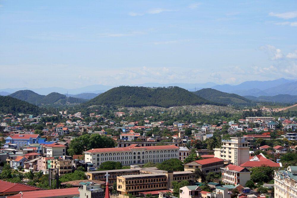 Mount Ngu Binh, Vietnam
