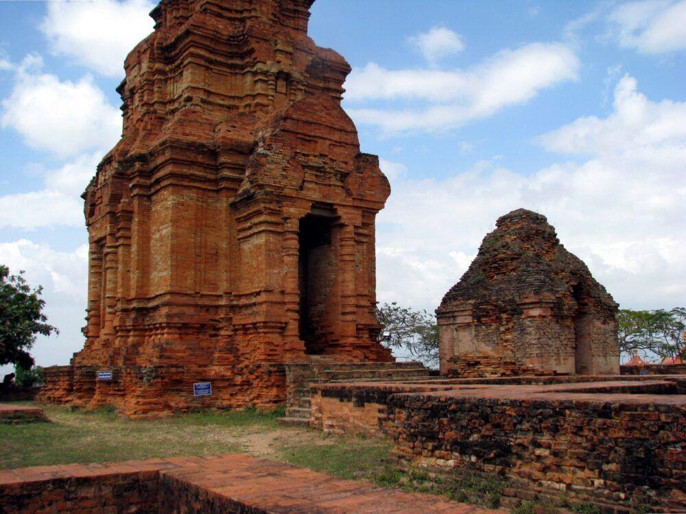 Qué ver y visitar en Mui Ne, torre Poshanu