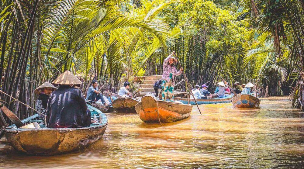 Qué hacer en Municipio de Can Tho, Vietnam, Tour Delta del Mekong