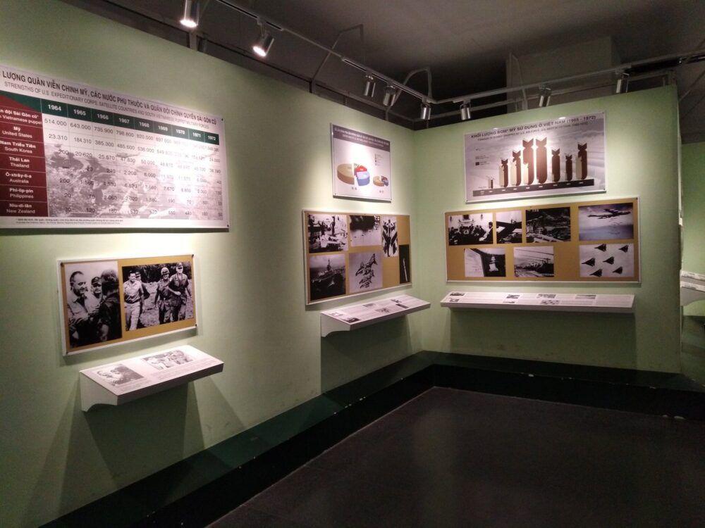 Museo de los Vestigios de la Guerra de Vietnam
