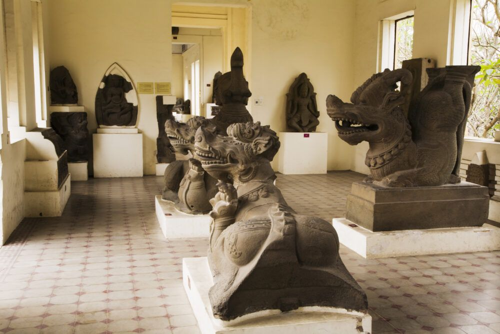 Museum of Cham Sculpture, Vietnam