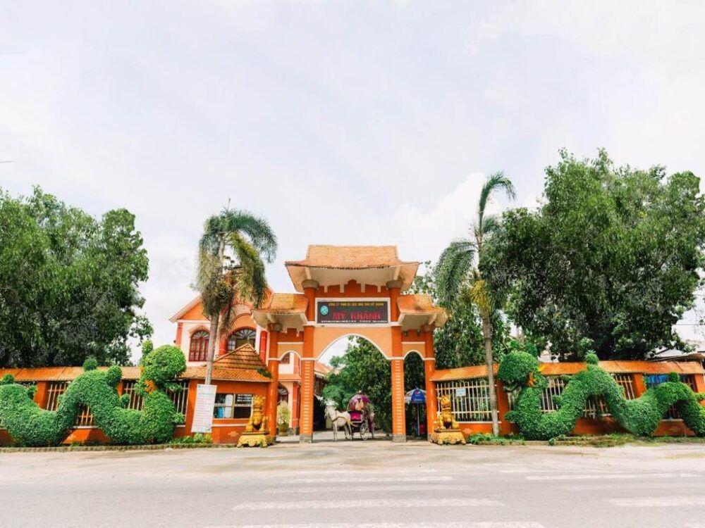 My Khanh Tourist Village, Vietnam