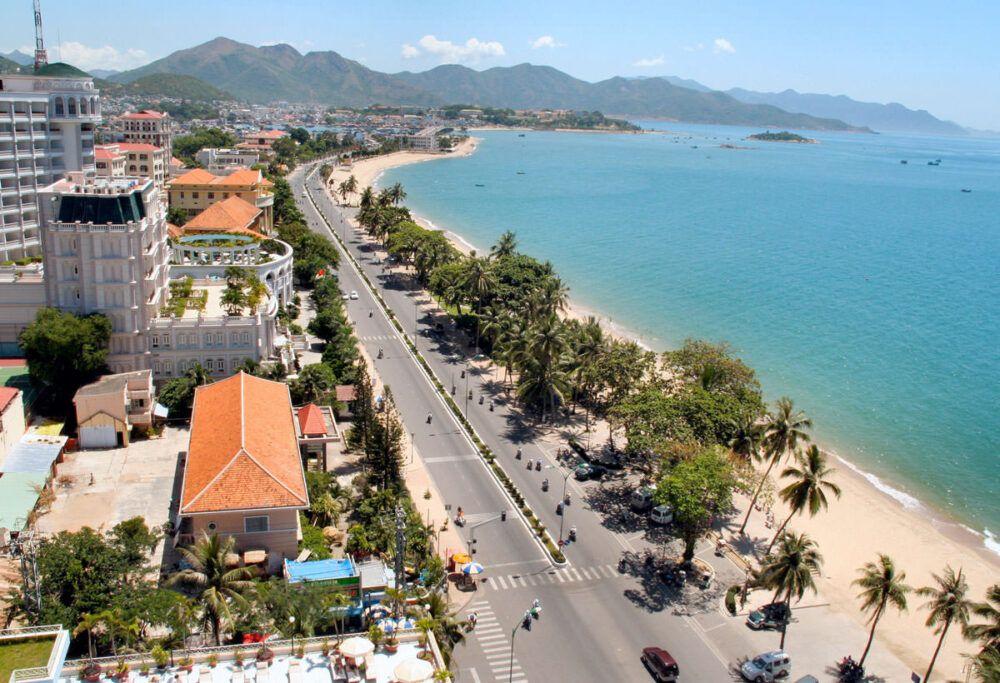 Nha Trang en Vietnam