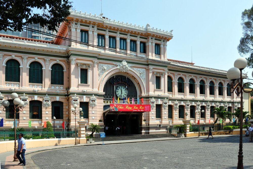 Museo de Correo de Vietnam