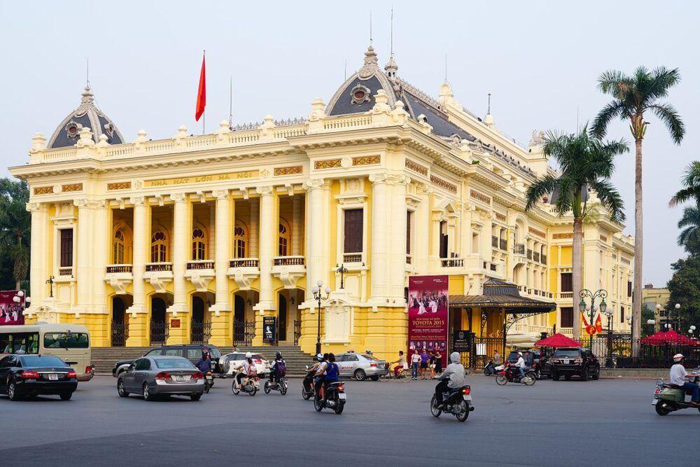 Ópera de Hanói, Vietnam