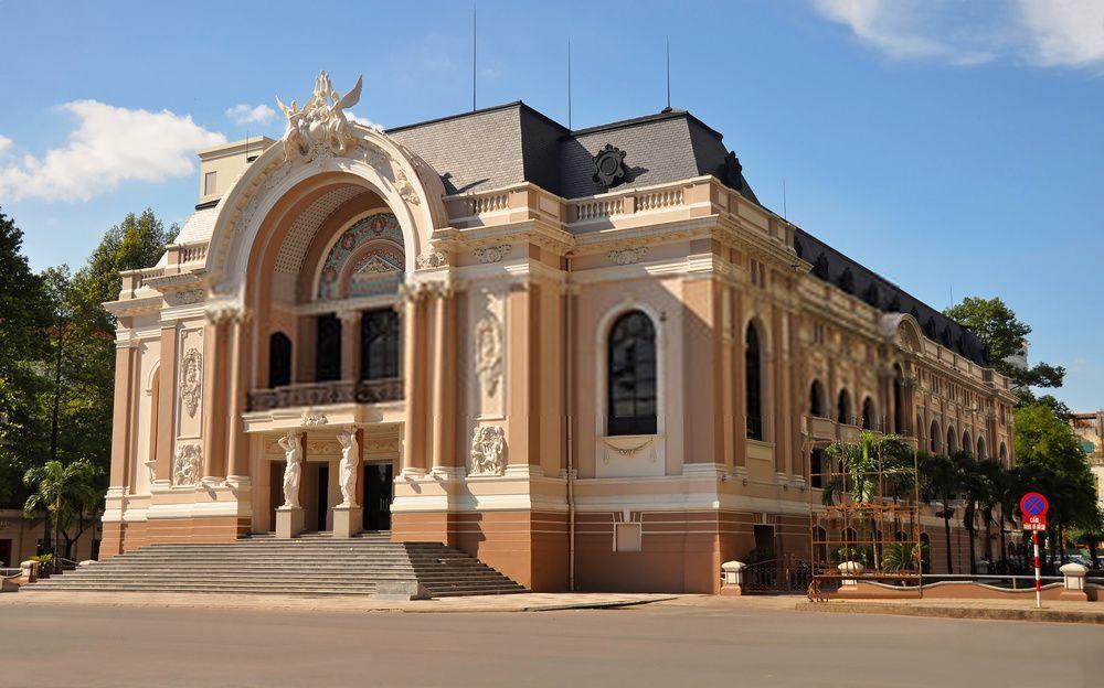 Ópera de Saigón, Vietnam