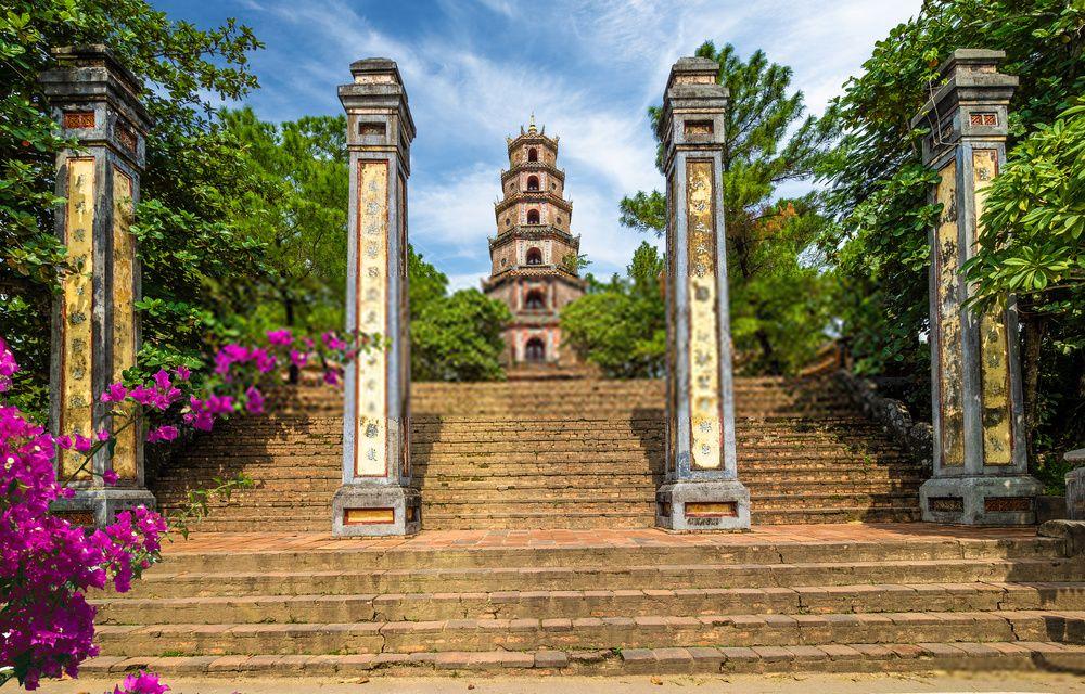 Pagoda of the Celestial Lady, Vietnam