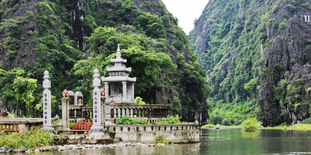 Pagoda perfumada, Vietnam
